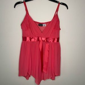 Frederick's of Hollywood Babydoll Lingerie Top